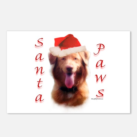 Santa Paws Nova Scotia Postcards (Package of 8)