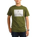 One Warrior Organic Men's T-Shirt (dark)