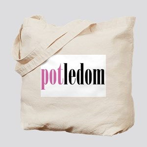 """Pot Ledom"" --America's Next Top Model Tote Bag"