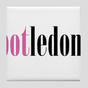 """Pot Ledom"" --America's Next Top Model Tile Coaste"