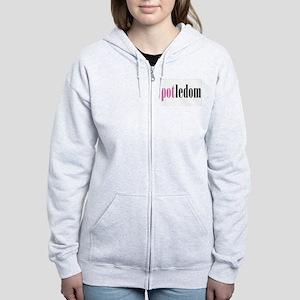 """""""Pot Ledom"""" --America's Next Top Model Women's Zip"""