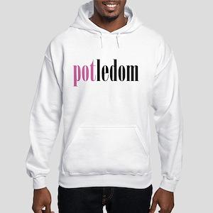 """Pot Ledom"" --America's Next Top Model Hooded Swea"