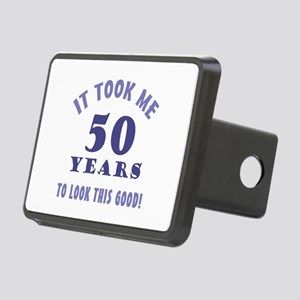 Hilarious 50th Birthday Gag Gifts Rectangular Hitc