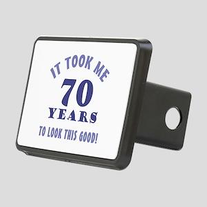 Hilarious 70th Birthday Gag Gifts Rectangular Hitc