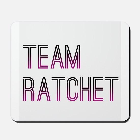 Team Ratchet2 Mousepad