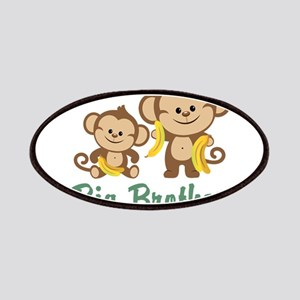 Big Brother Monkeys Patches