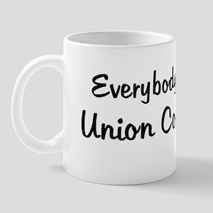 Union County Girl Mug