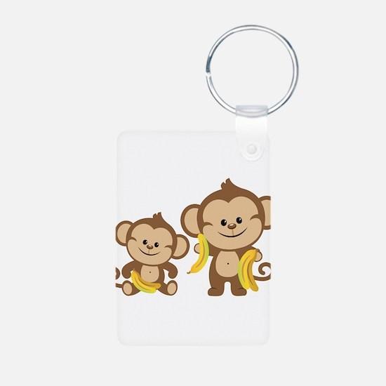 Little Monkeys Keychains