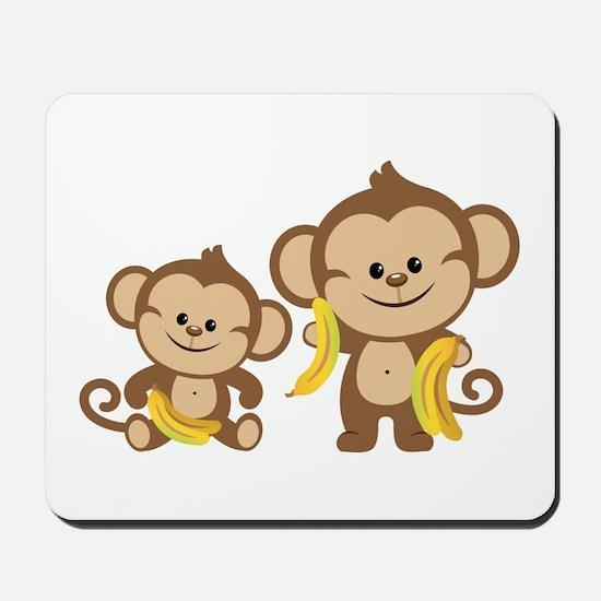 Little Monkeys Mousepad