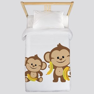 Little Monkeys Twin Duvet