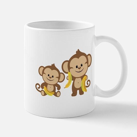 Little Monkeys Mug