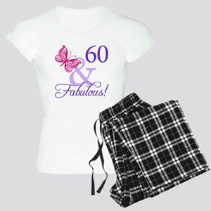 60 And Fabulous Women's Light Pajamas