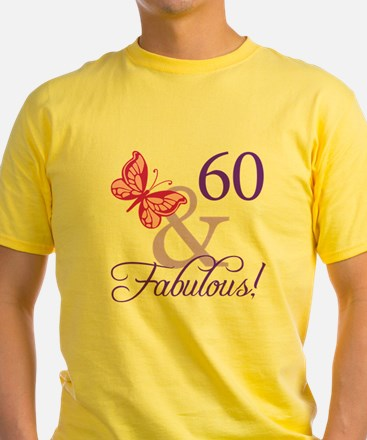60 And Fabulous T