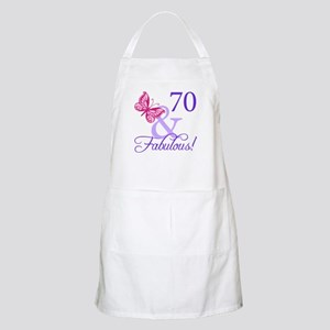 70 And Fabulous Apron