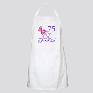 75 And Fabulous Apron