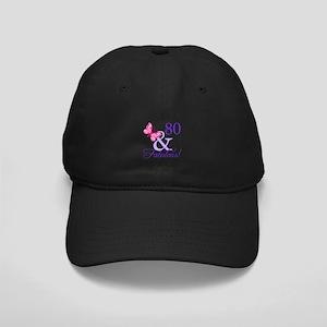 80 And Fabulous Black Cap