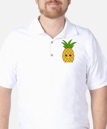 Pineapple Golf Shirt