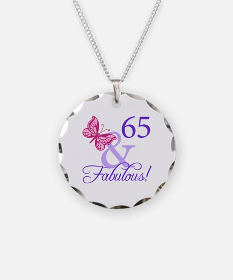 65 And Fabulous Necklace