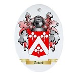 Attard Ornament (Oval)