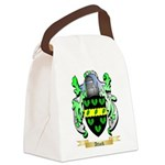 Attack Canvas Lunch Bag