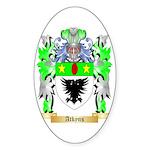 Atkyns Sticker (Oval)