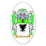 Atkyns Sticker (Oval 50 pk)