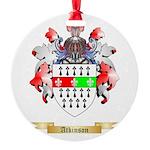Atkinson Round Ornament