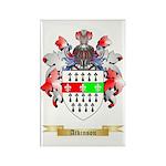Atkinson Rectangle Magnet (100 pack)