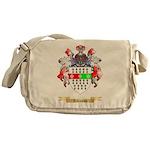 Atkinson Messenger Bag