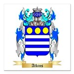 Atkins Square Car Magnet 3