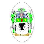 Atkin Sticker (Oval)