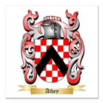 Athey Square Car Magnet 3