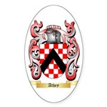 Athey Sticker (Oval 50 pk)