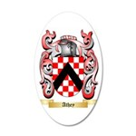 Athey 35x21 Oval Wall Decal