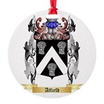 Atfield Round Ornament