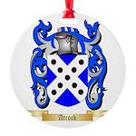 Atcock Round Ornament