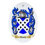 Atcock Ornament (Oval)