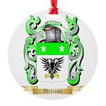 Atchison Round Ornament