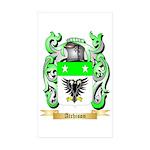 Atchison Sticker (Rectangle 50 pk)