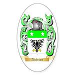 Atchison Sticker (Oval 50 pk)