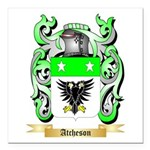Atcheson Square Car Magnet 3