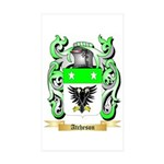 Atcheson Sticker (Rectangle 50 pk)