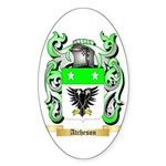 Atcheson Sticker (Oval)