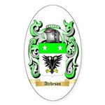 Atcheson Sticker (Oval 10 pk)