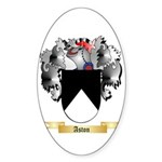 Aston Sticker (Oval 10 pk)
