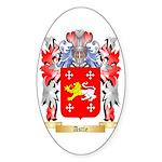 Astle Sticker (Oval)