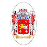 Astle Sticker (Oval 50 pk)