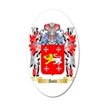 Astle 35x21 Oval Wall Decal