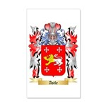 Astle 35x21 Wall Decal