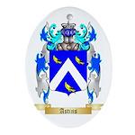 Astins Ornament (Oval)